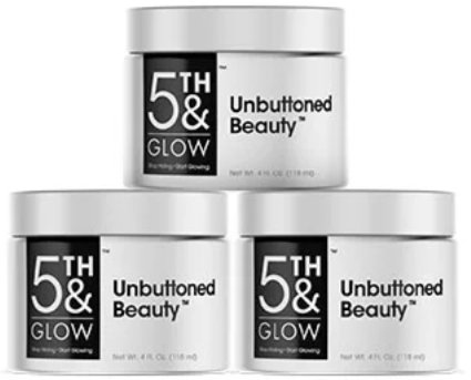 5th and Glow Unbuttoned Beauty Reviews