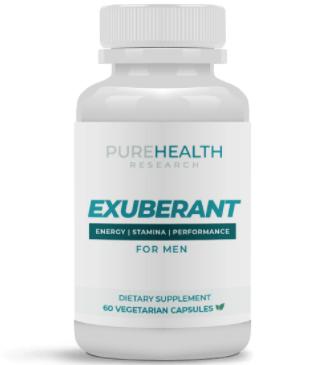 Exuberant Supplement Reviews