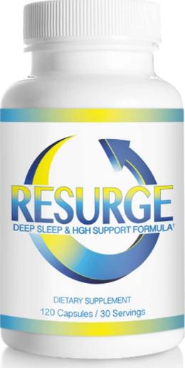 Resurge Deep Sleep Supplement