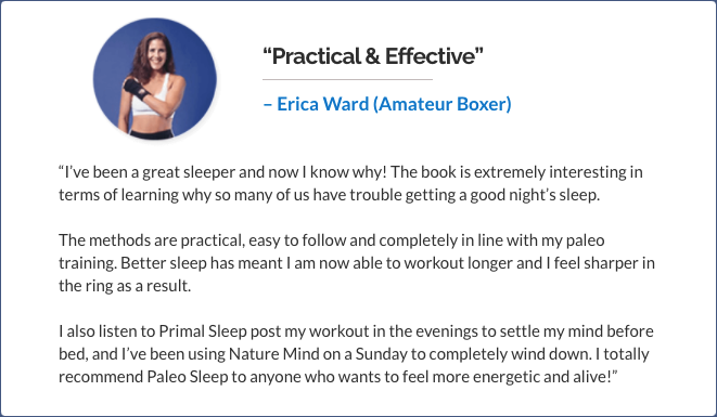 Empira Labs Primal Sleep Testimonials