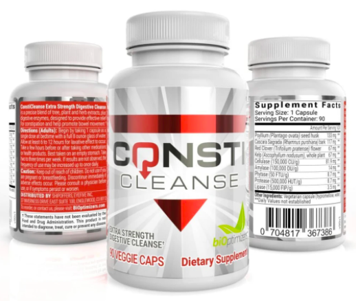 Consti Cleanse Reviews