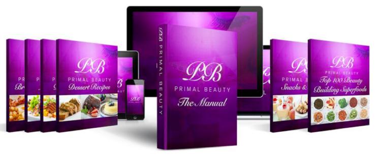 Primal Beauty Secrets Book Reviews