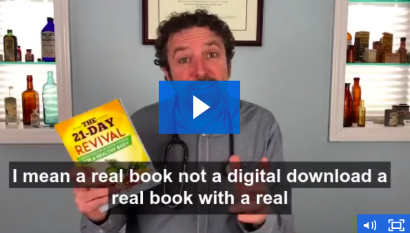 The 21 Day Revival Book Reviews