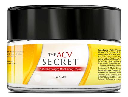 The ACV Secret Cream Reviews