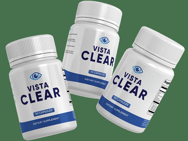Vista Clear Ingredients