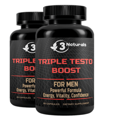 3 Naturals Triple Testo Boost Review