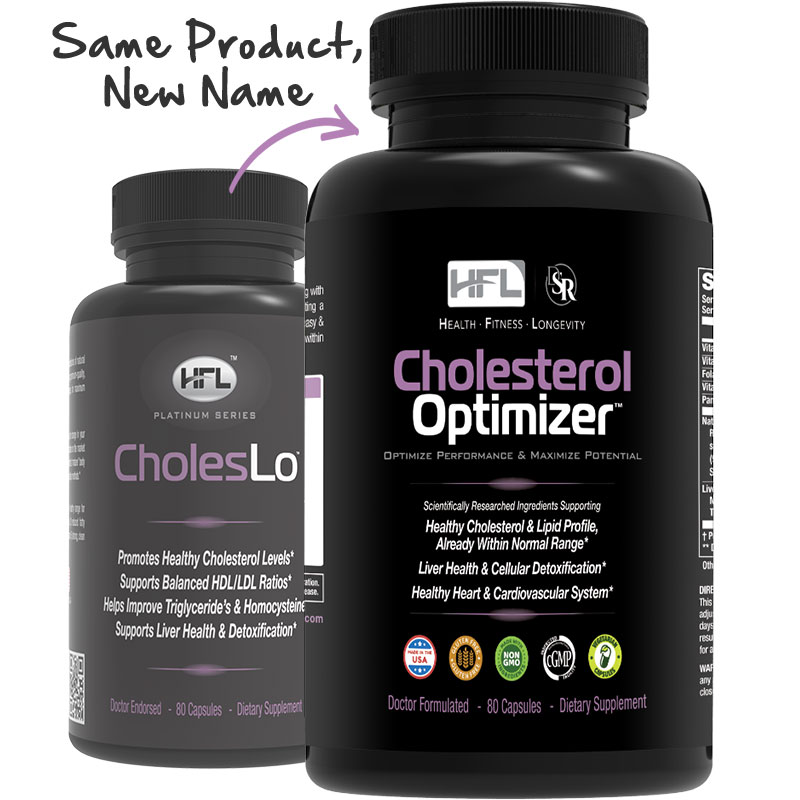 Cholesterol Optimizer Reviews