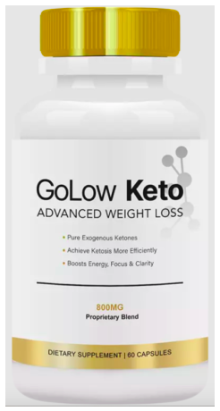 GoLow KETO Capsules Reviews