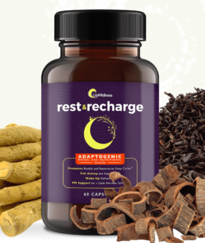 Upwellness Rest and Recharge Review