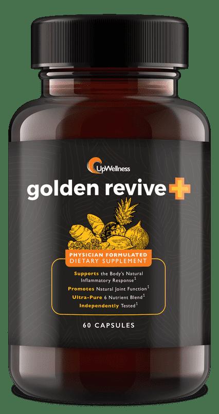 Golden Revive Plus Supplement Reviews