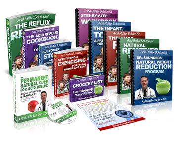 Acid Reflux Solution Kit Reviews
