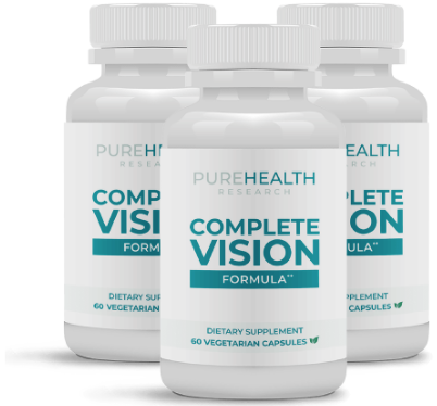 Complete Vision Supplement