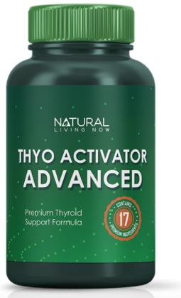 Thyo Activator Advanced Supplement