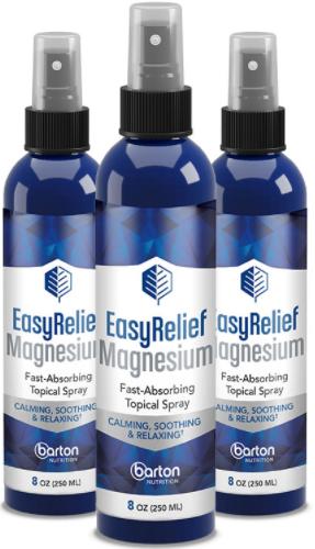 easy relief magnesium spray