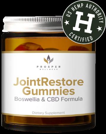 Joint Restore Gummies Supplement