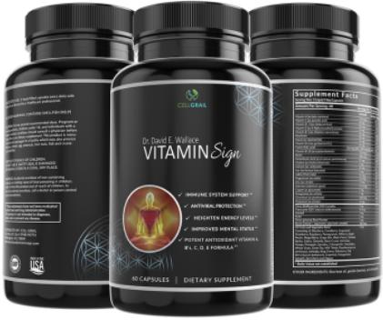 Vitamin Sign Supplement
